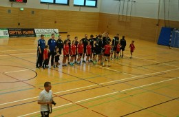 Unser Besuch beim Heimspiel der 1. Herren des Barleber Handballclubs